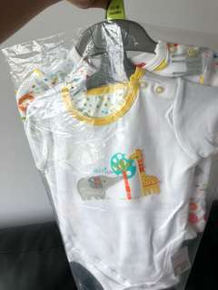 Mothercare Animal bodysuit