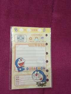 Doraemon note