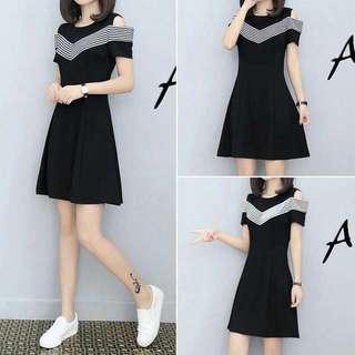 Black Dress (M-XXL)
