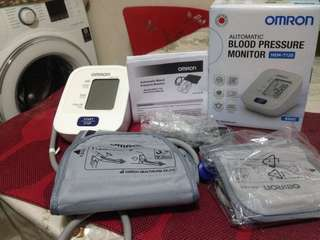 Omron BP monitoring