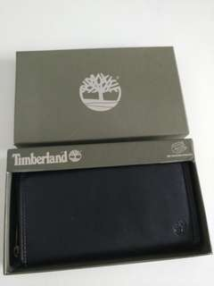 大減價!!Timberland zip around wallet