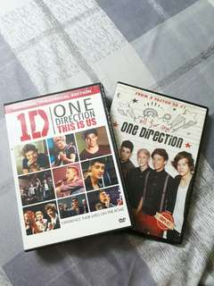 One Direction DVD Set