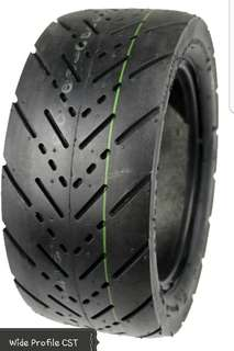 11 inch cst tyres / tires (wide profile) for DTU / UU