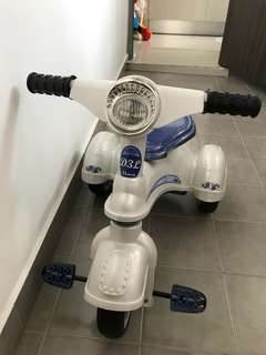 Electronic Bike for Kids