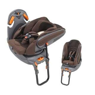 Aprica lie-flat Bettino Feel Car seat
