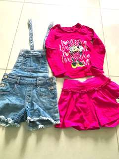 Girls Clothes Bundle 2