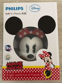 Philips Minnie Mouse Soft Pal