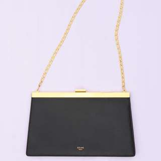 CELINE CLASP CLUTCH IN SMOOTH CALFSKIN 代購