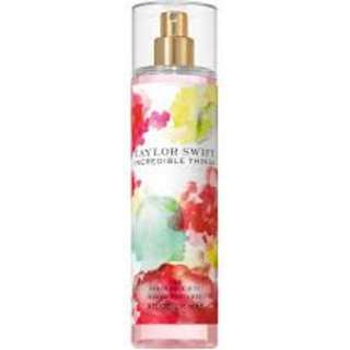 Incredible Things by Taylor Swift 236ml Fine Fragrance Mist