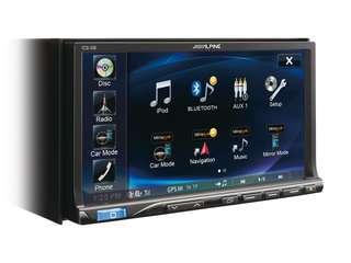 ICS-X8 Car DVD Player