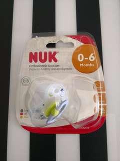 Nuk Pacifier 1 piece