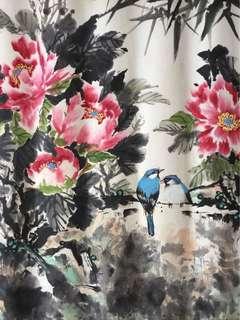 画家陈其中Chinese painting