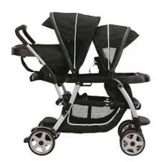 Graco Ready2grow Twin Stroller