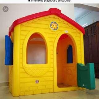 Little Tikes Sunshine Playhouse