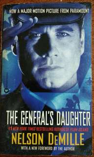 The generals daughter - nelson demille