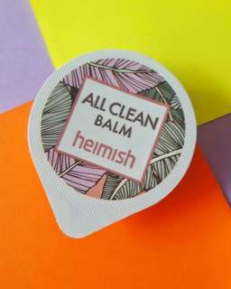 Heimish All Clean Balm (5ml)