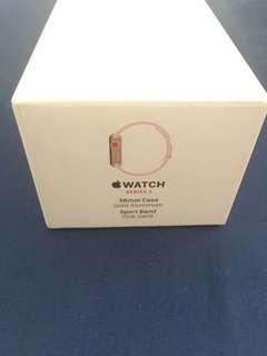 Apple Watch Series 3 GPS+Cellular 38mm