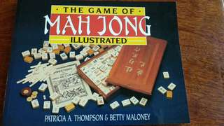 The game of mahjong illustrated