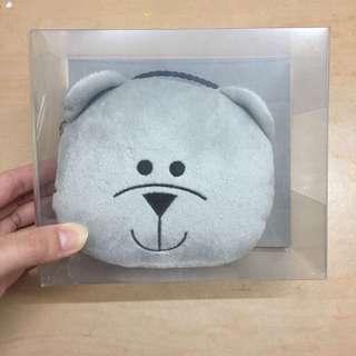 🚚 可愛熊熊零錢證件包
