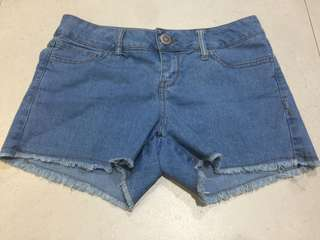 Maong/Denim Shorts