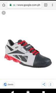 Reebok Crossfit U-form lifter shoes