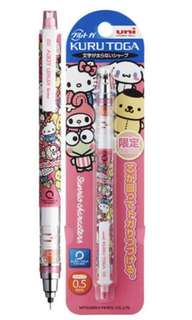 Uni Kuru Toga Sanrio Mechanical Pencil