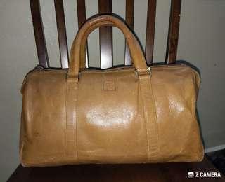 Tote Bag Leather Pb