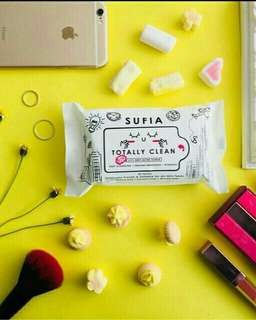 SUFIA TOTALLY CLEAN #20under