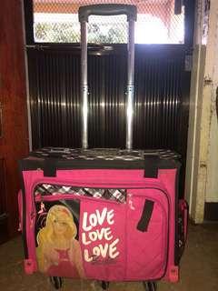 Barbie School Trolley
