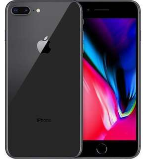 WTS Iphone 8 plus 64gb Space Gray