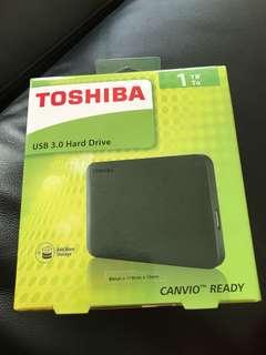 Brand new Toshiba 1 TB Hard-disk