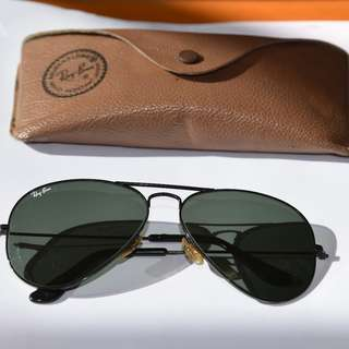 4e6da3812ee ray ban aviator sunglasses