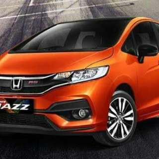 Honda Jazz RD CVT 2018, Get Special Price