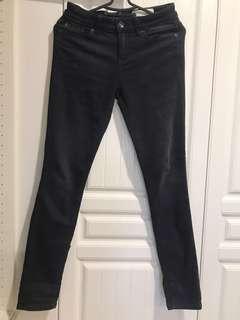 🚚 Esprit深灰刷舊彈性牛仔褲