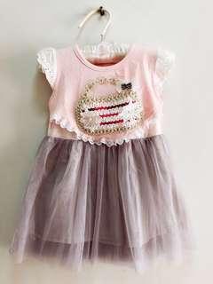P002: Preloved baby dress