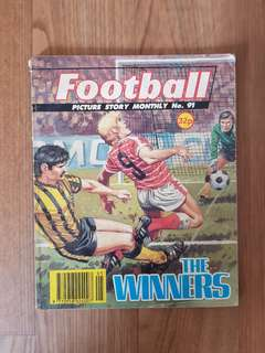 Football Picture Story monthly no.91
