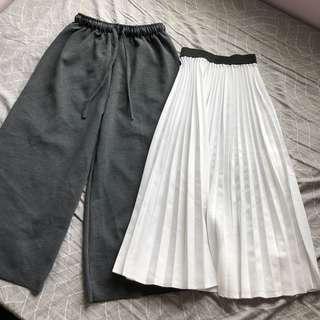 Pants & dress ($50for 2)