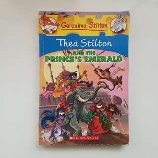 Geronimo//Thea Stilton Books