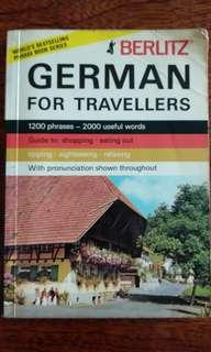 Berlitz German for travellers