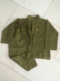 Baju Melayu Kanak-kanak Jakel