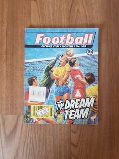 Football Picture Story monthly no.165