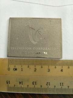 TCS metal plate