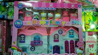 Hello kitty HAPPY FAMILY House