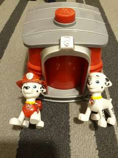 Paw Patrol Changing Room Toy