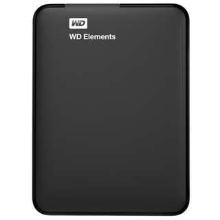 WD Element 1 TB Portable External Hard Drive