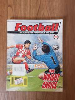 Football Picture Story monthly no.170