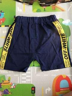 Boys fashion shorts