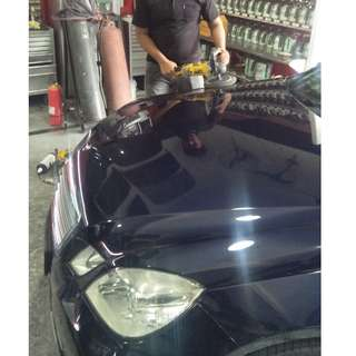 CAR POLISHING FOR ALL TYPE CARS