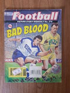 Football Picture Story monthly no.176