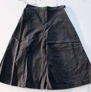 Vintage Witchery Black A-Line Skirt